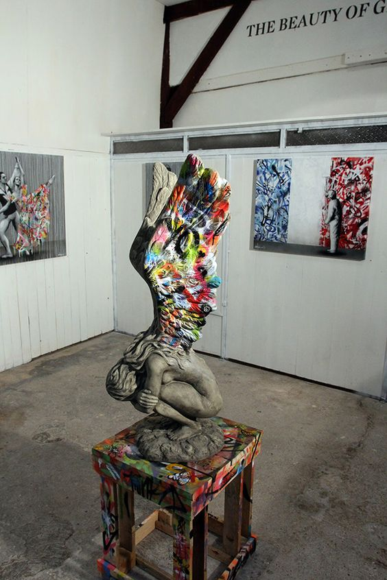 Artist Martin Whatson
