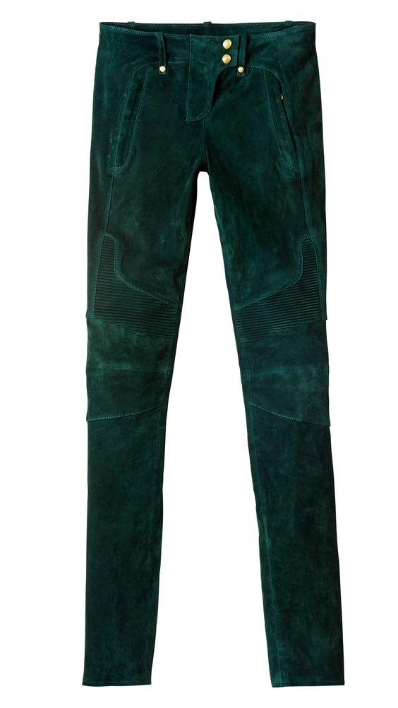 Balmain x H&M pants, $399. Photo: H&M.