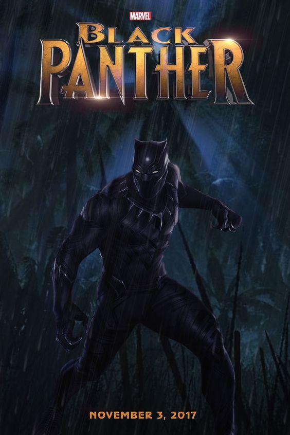 Black panther superhero movie - photo#20