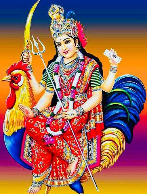 Bahuchar Mata Becharaji Hanuman Wallpaper Maa Wallpaper Fairs And Festivals