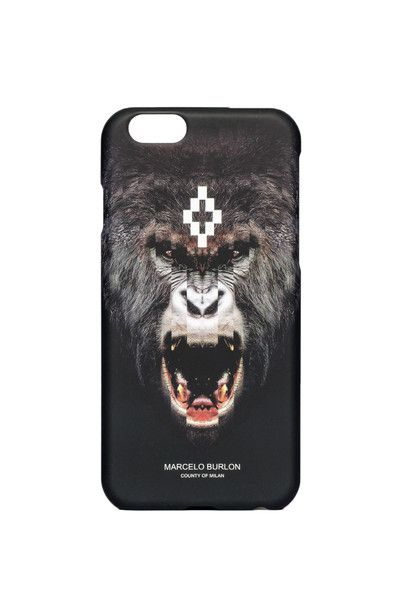 Marcelo Burlon San Martin Case Black Light Grey #marceloburlon #surrenderstore #surrenderous #salonbysurrender