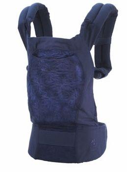 Ergobaby Designer Collection Blue Lotus Carrier