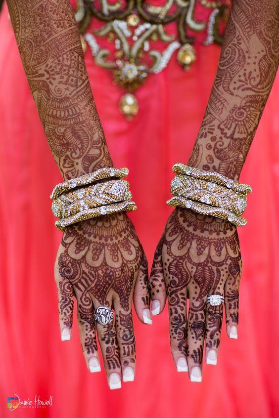 Gorgeous wedding henna!!!