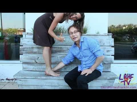 Releve: Improve your Releve for Dance, Strengthen Feet  with Laura & Eric Franklin http://laurahamesfranklin.com/blog/#