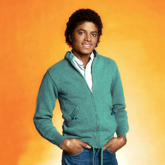 Michael Jackson – Burn This Disco Out (single cover art)