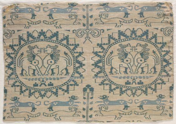 Copy of a Zandaniji Silk, Lyon 20th  C