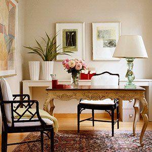 Queen Anne desk, Better Homes and Garden