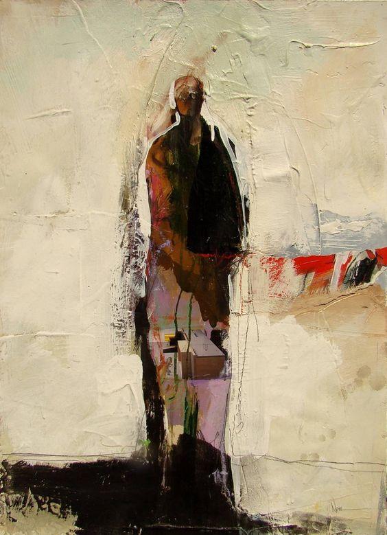 Neil Nagy, Cliff, 2007