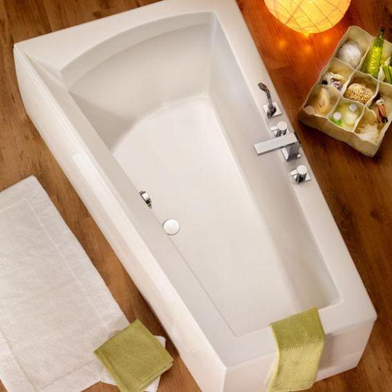 Ottofond Galia I Mod B Eck Badewanne Ecke Links Bathtub Bath