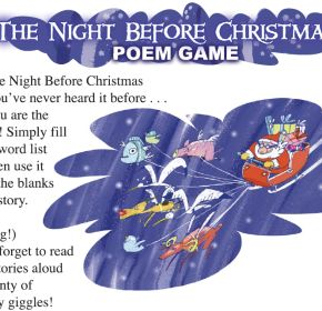 Funny Christmas Poems for Adults
