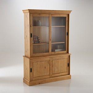 Aparador mueble de vajilla de pino macizo Authentic Style La