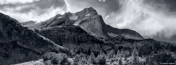 Free Facebook Timeline Cover Photograph • Lowering Storm Over North Peak • Photograph by Ralph Cooksey-Talbott • See More at: http://cookseytalbottgallery.com/facebook-timeline-covers.php