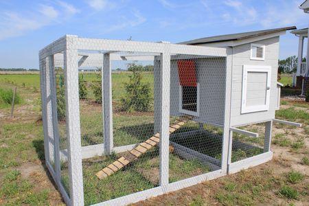 Chicken coop 2