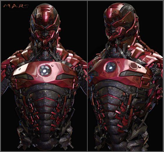Robot forex iron man