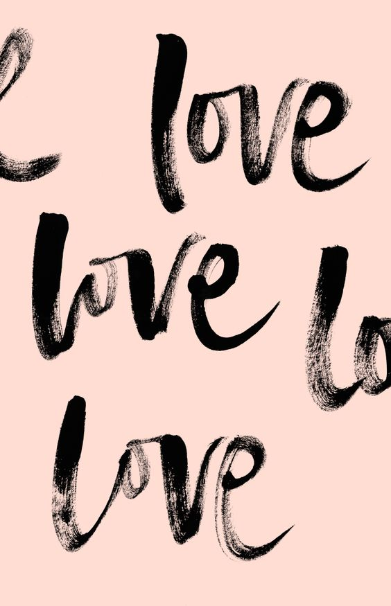WORDS OF INSPIRATION: LOVE: