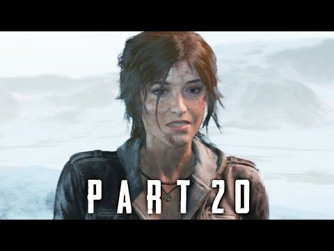 You Movies Gameplay Rise Of The Tomb Raider Walkthrough Part 20