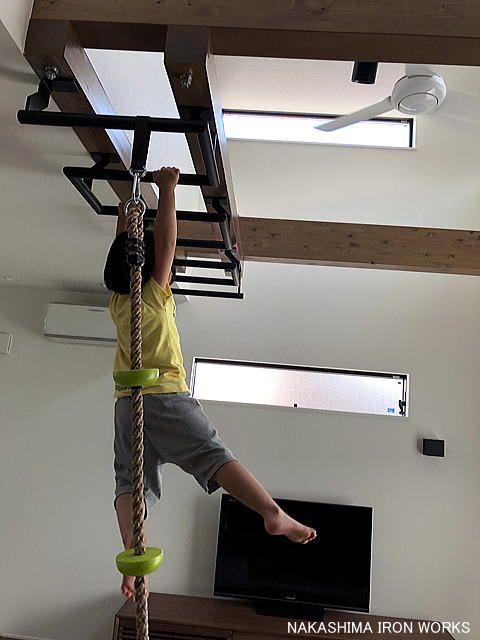 住宅 うんてい ウンテイ 雲梯 屋内 家庭用 室内 水泳 トレーニング