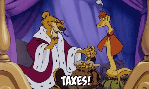 disney robin hood phony king england taxes images - Google Search