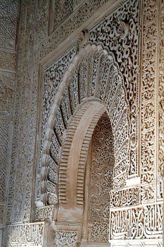 The Alhambra's Moorish palaces