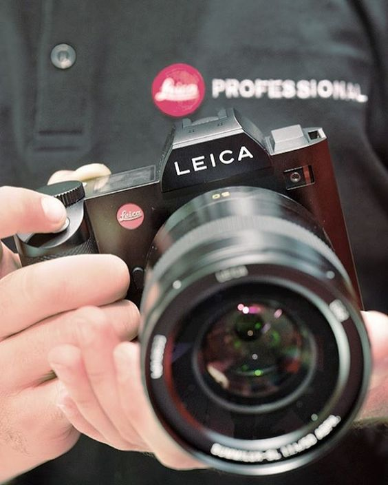 The Leica SL is one of the stars at the Leica Professional Booth at photokina. Who is going to be at photokina this week checking it out? #Leica #LeicaSL #FastDirectMirrorless #photokina #🔴📷