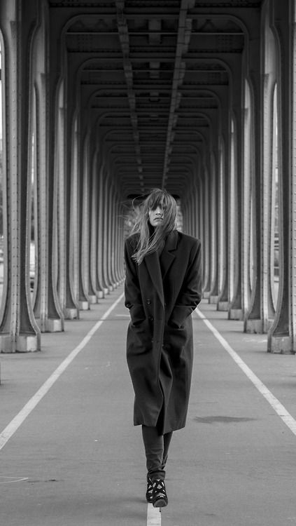 Caroline De Maigret for BLK DNM: