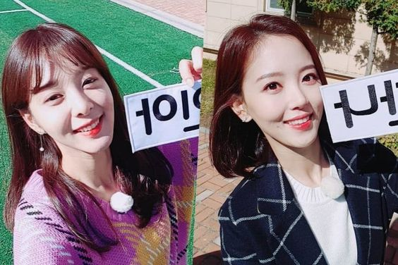 """Kang Han Na And Seol In Ah To Show Off Their Variety Show Skills In """"Running Man"""""""