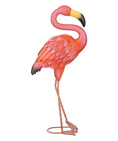 Flamingo Garden Statue zulily zulilyfinds 3