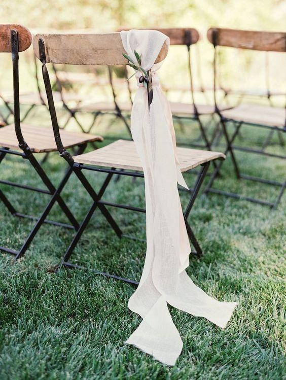 Romantic Napa Wedding with a Bohemian Flair - MODwedding: