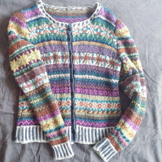 Rowan Fair Isle Knitting Patterns Eksposa For
