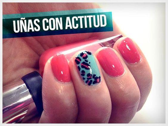 Tutorial: Cheetah Nails
