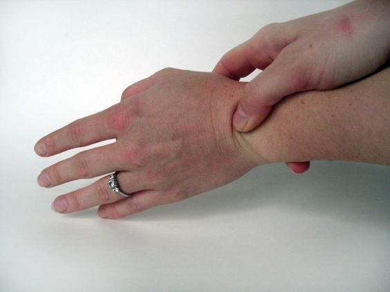 Wrist exercises for Knitters and Crocheters.