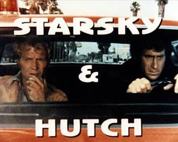 Classic TV show - Starsky and Hutch First episode: April 30, 1975 Final episode: May 15, 1979