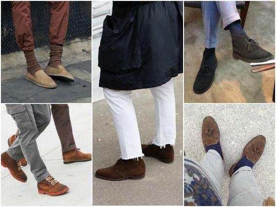 замшевая обувь Надо попробовать Pinterest