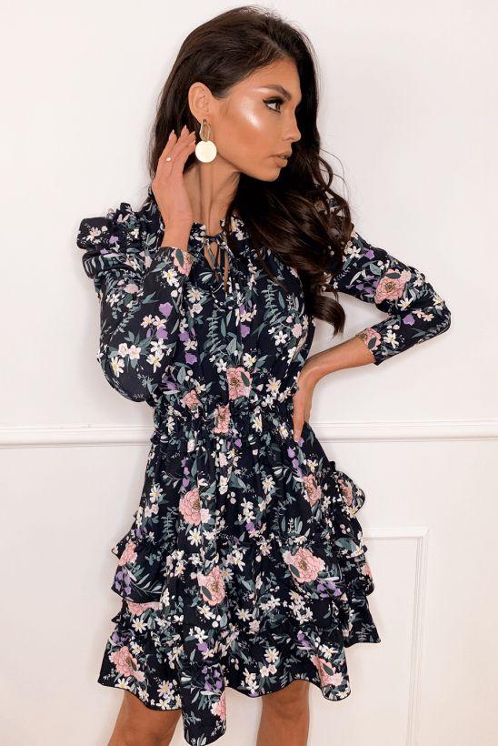 Latoya Sukienka W Kwiaty Fashion Dresses Womens Fashion