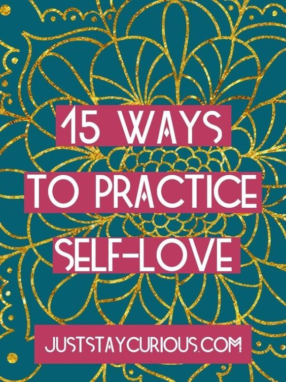 Self Love is vital to a healthy life. Here are 15 ways that you can add self care into your life.