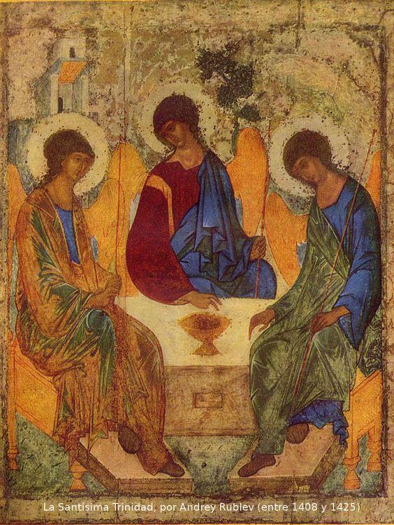 DAVID EUCARISTÍA: El amor cristiano, o es trinitario, o no es cristiano: la Comunión Eucarística se debe vivir siempre trinitariamente