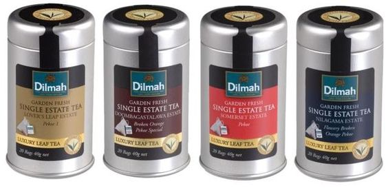 Dilmah is a brand of Ceylon tea. The company was founded in 1974 by Merrill J. Fernando.