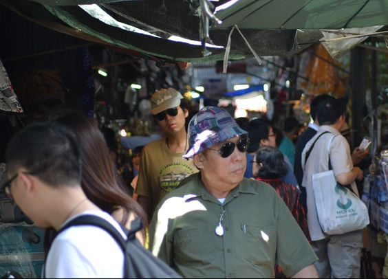 Business as usual. Exploring the labyrinth of JJ Market in Bangkok, Thailand. Chatuchak Weekend Market. For full blog on JJ Market Bangkok check our blog http://live-less-ordinary.com/southeast-asia-travel/jj-market-bangkok-chatuchak-weekend