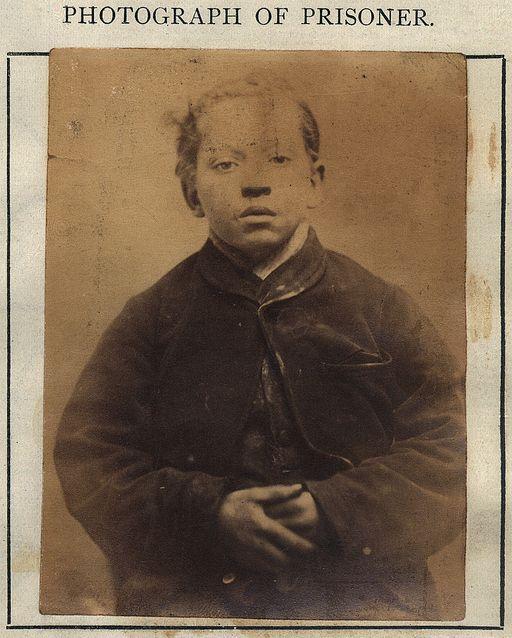 vintage everyday: Fascinating Mug Shots of Criminals in The 1870s