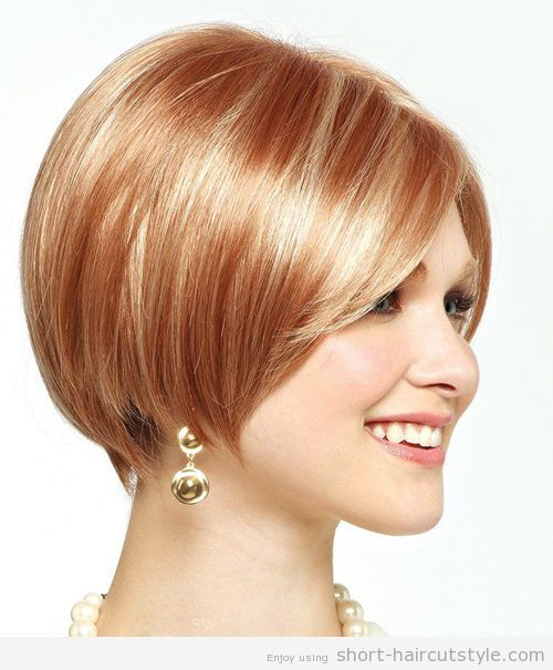 Short Wedge Hairstyles | short wedge haircut pictures back view - Best ...
