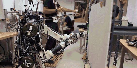 人間レベルの反射神経を持つロボットをMITが開発 : ギズモード・ジャパン