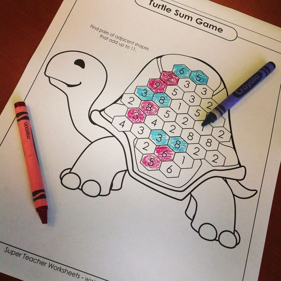 Check out our NEW addition sum games – Super Teacher Worksheets Addition and Subtraction