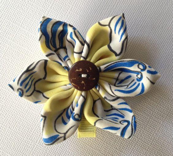 """Kamehameha """"Lei Lady"""" White Poinsettia on Etsy, $8.00"""
