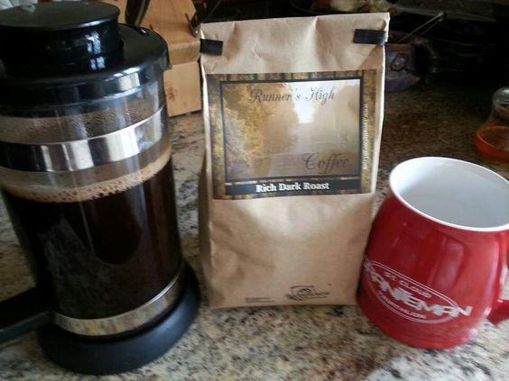 Really good coffee (Sue Ohara)........