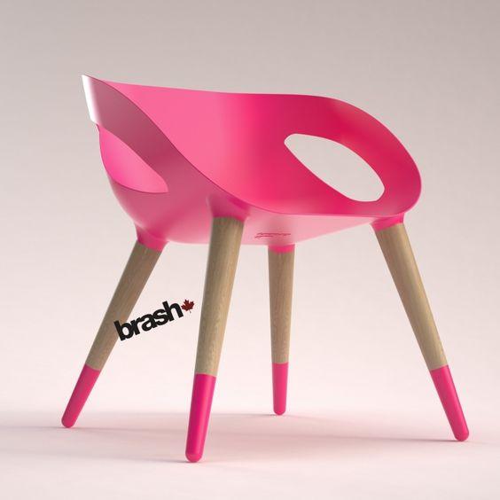 Lou chair studio Brash by Bertrand Fougerat Pitt Withbeck-Park at Coroflot.com