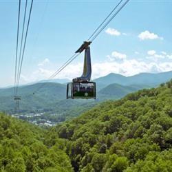 Ober Gatlinburg Aerial Tramway in Gatlinburg, Tennessee