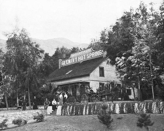 Glen Ivy Hot Springs - we're overdue