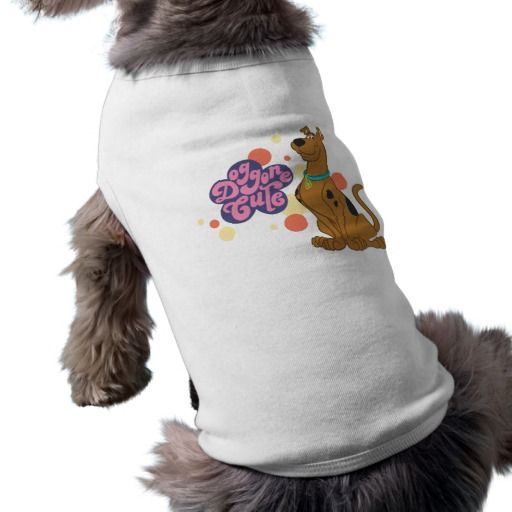 "Scooby Doo ""Doggone Cute"". Regalos, Gifts. #camiseta #tshirt"