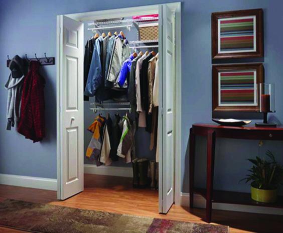 Creating An Orderly Coat Cupboard Coat Cupboard Coat Closet Storage Hallway Coat Storage
