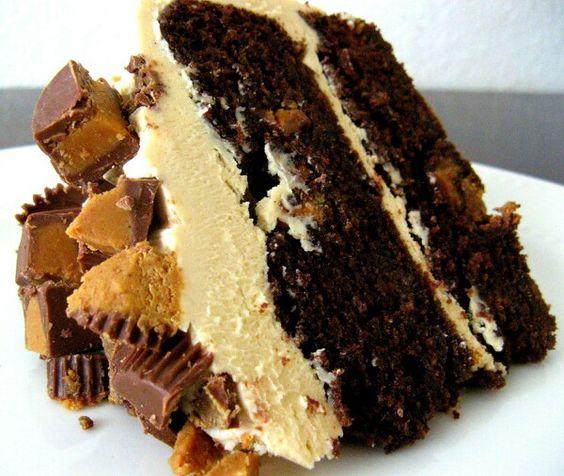 REESE layer cake